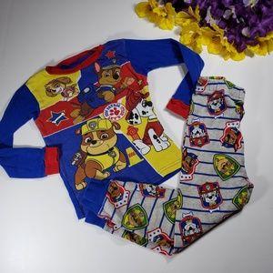 4/$25 Nickelodeon Paw Patrol Pajamas, Size 5T